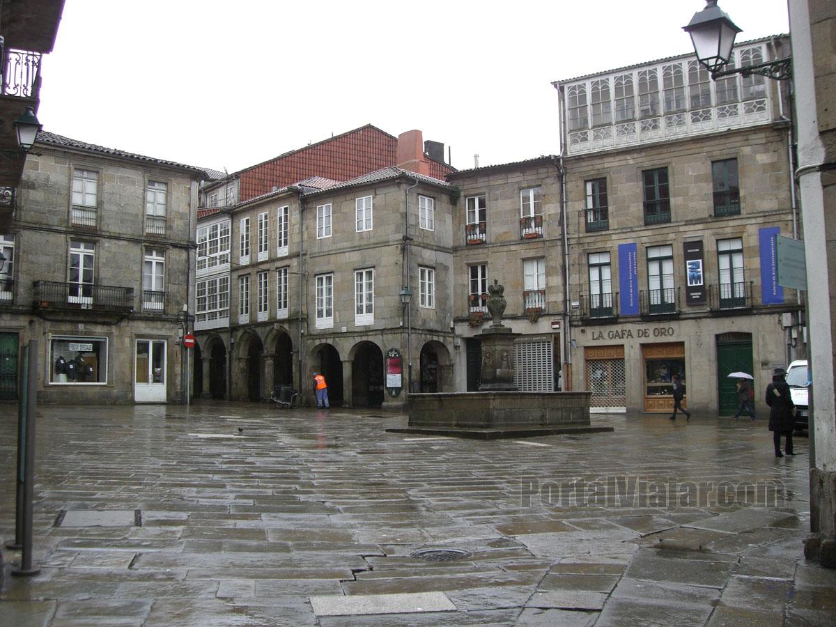 santiago de compostela 51 - plaza del toral