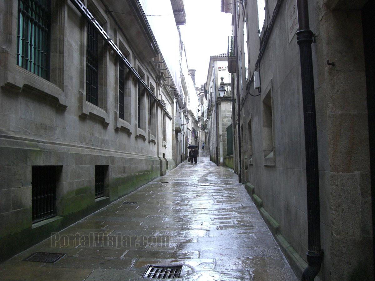 santiago de compostela 58 - rua de xelmirez