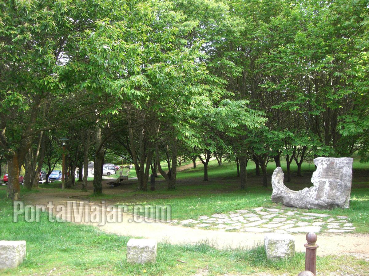 santiago de compostela 71 - parque natural granxa do xesto