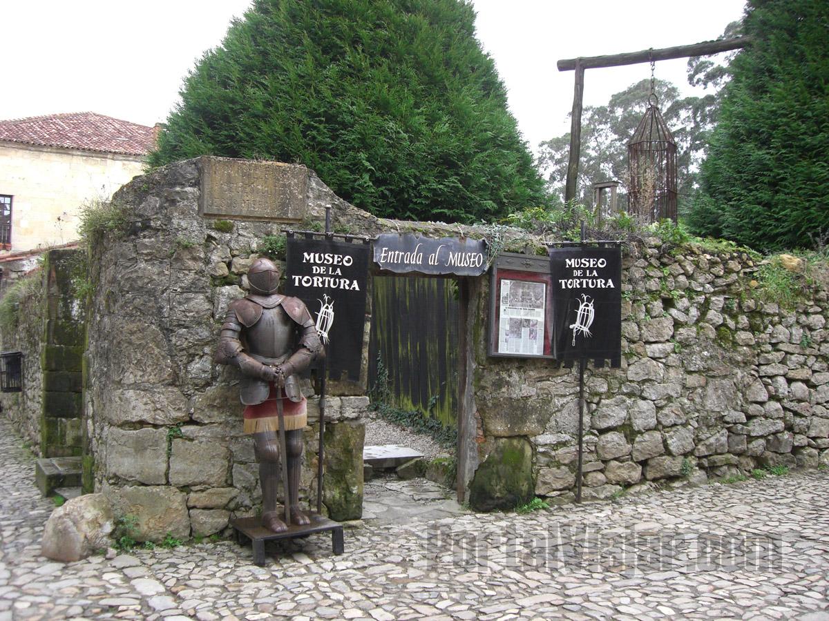 Museo de la Tortura (Santillana del Mar)