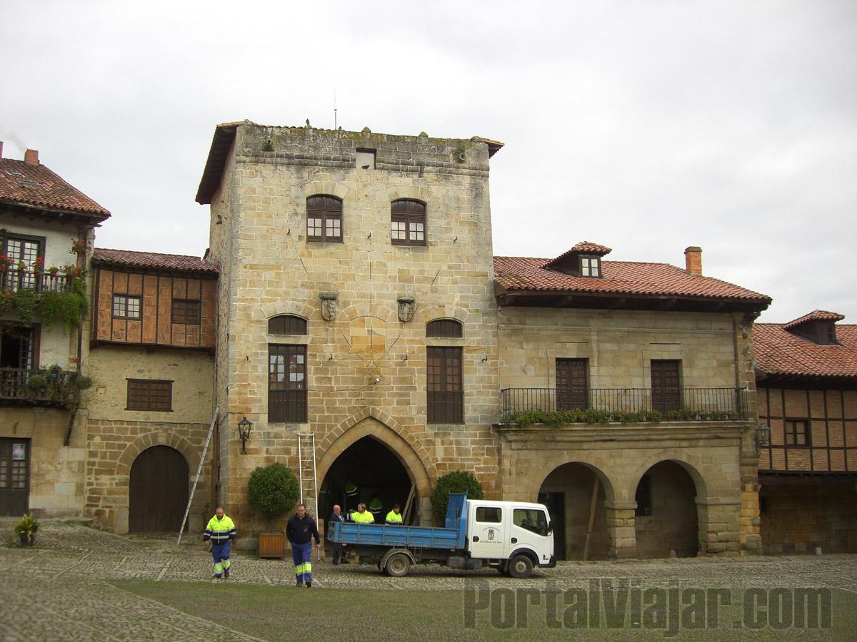 Torre de Don Borja (Santillana del Mar)
