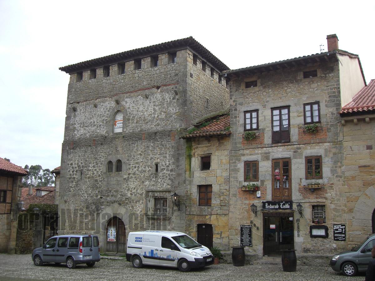 Torre del Merino (Santillana del Mar)
