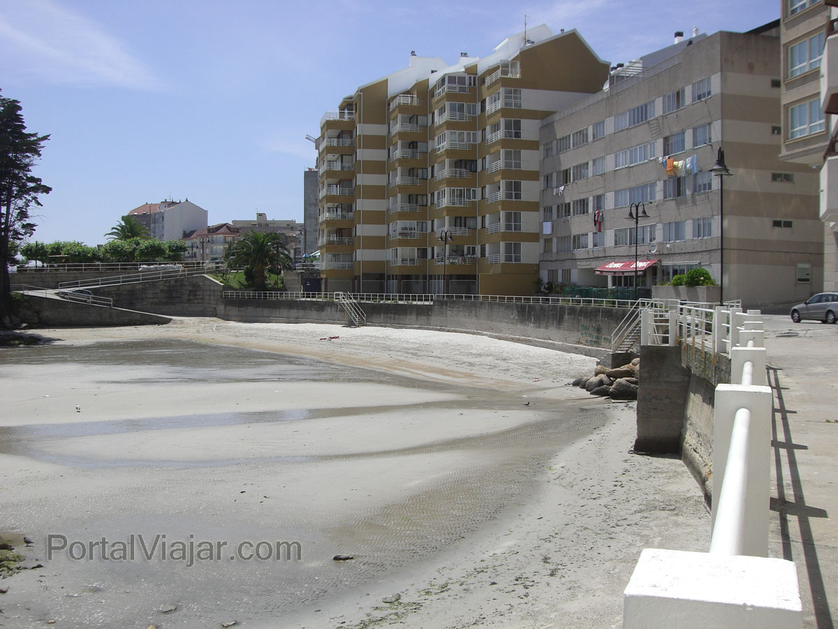 Playa de Lavapanos (Sanxenxo)