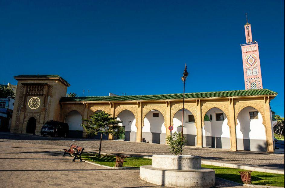 tanger gran mezquita