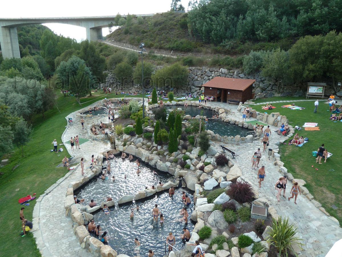 Termas de Outariz (Ourense)