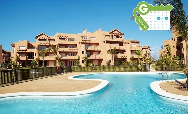 the residences mar menor golf resort