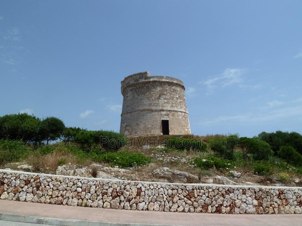 torre de son ganxo menorca 1