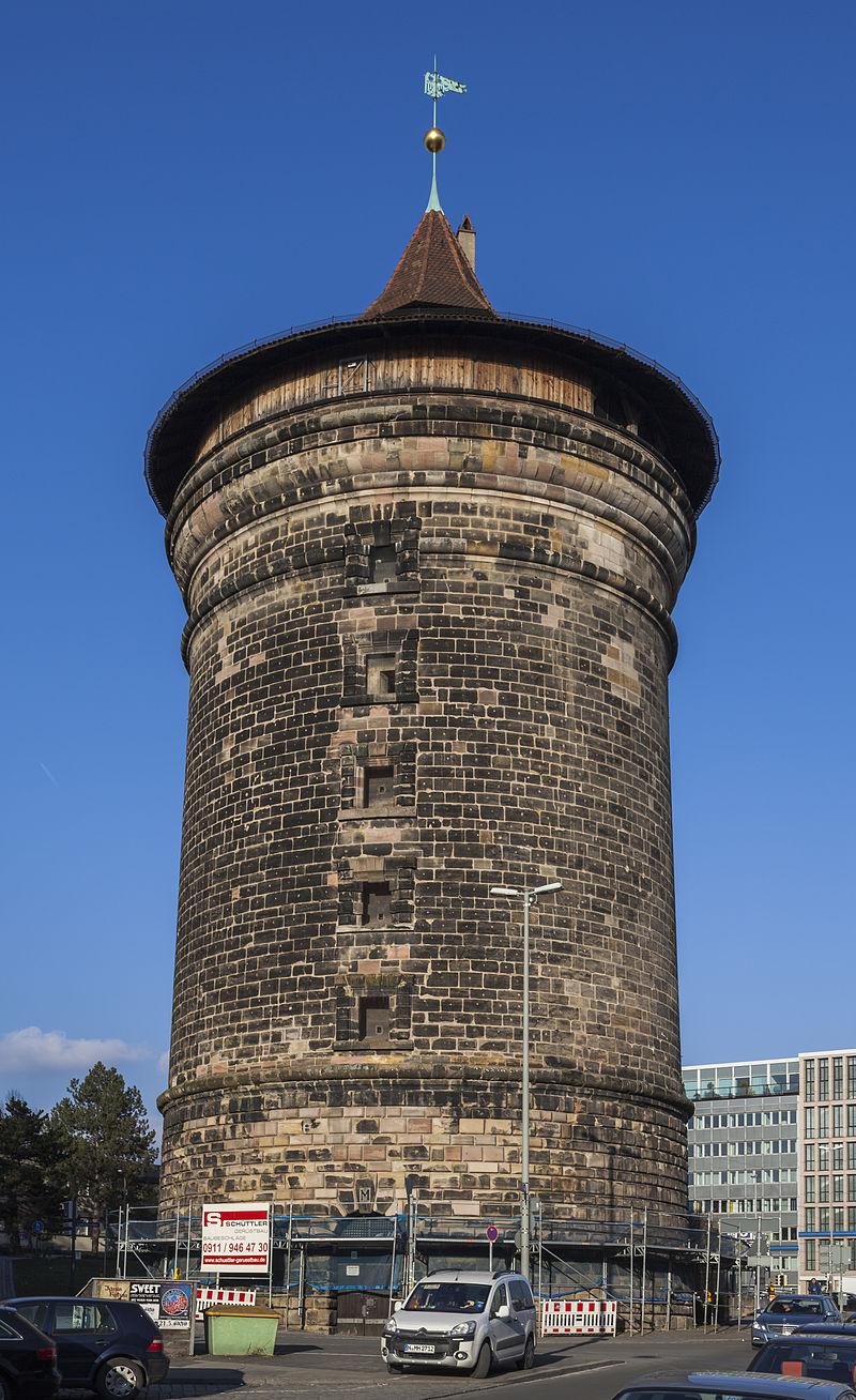 Torre Laufer (Núremberg, Alemania)