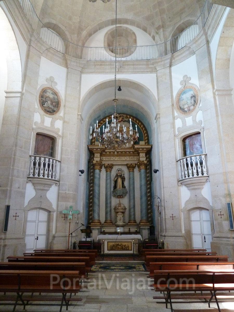 Capilla de San Telmo (Tui) - Interior