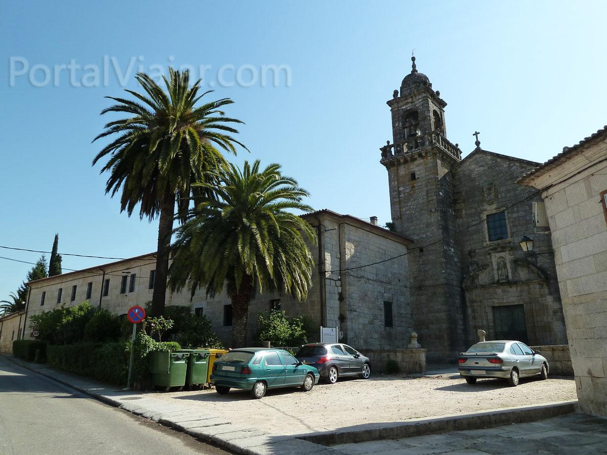 Convento e Iglesia de Santo Domingo (Tui)