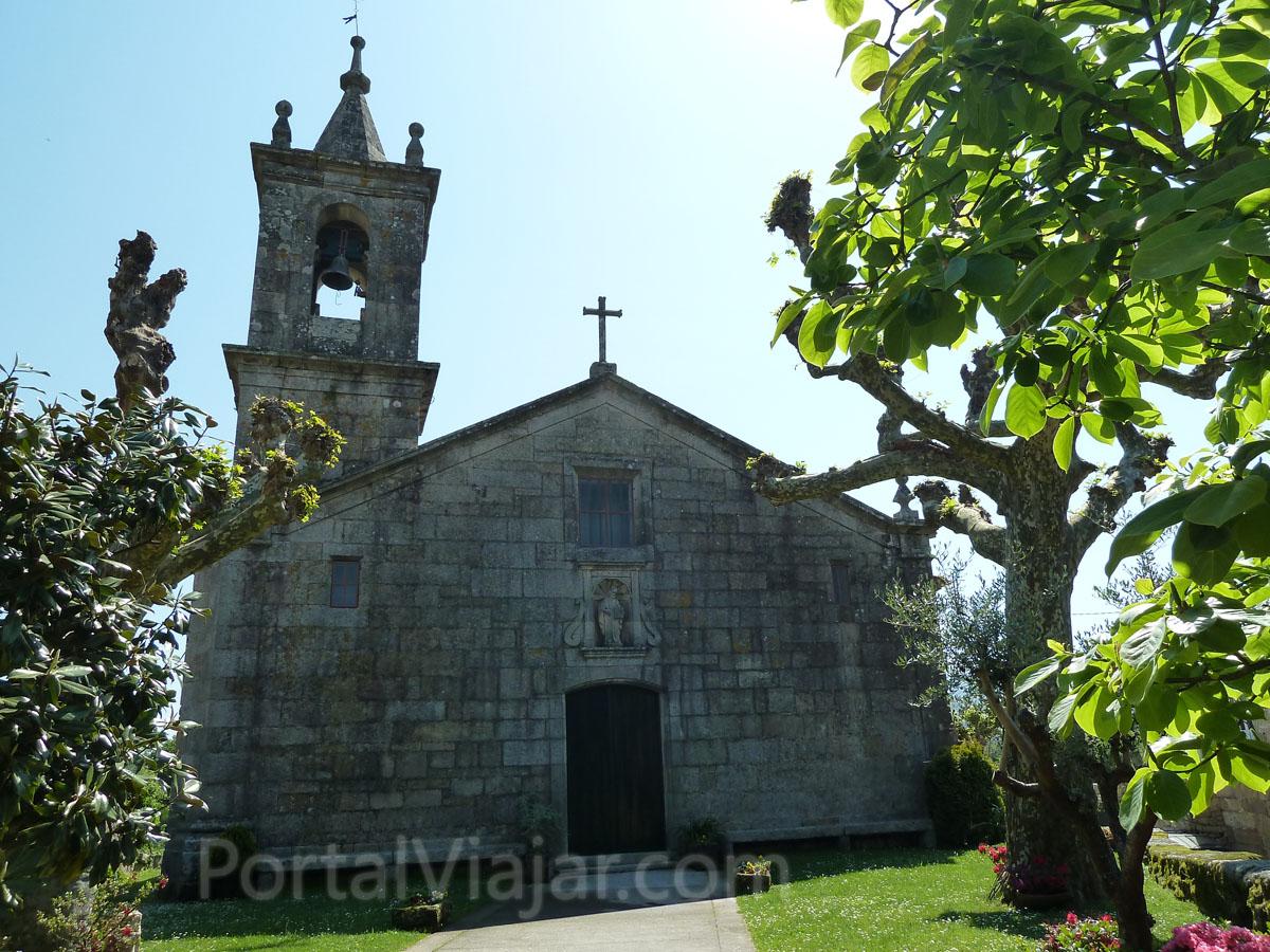 tui - iglesia de san bartolomeu de rebordans