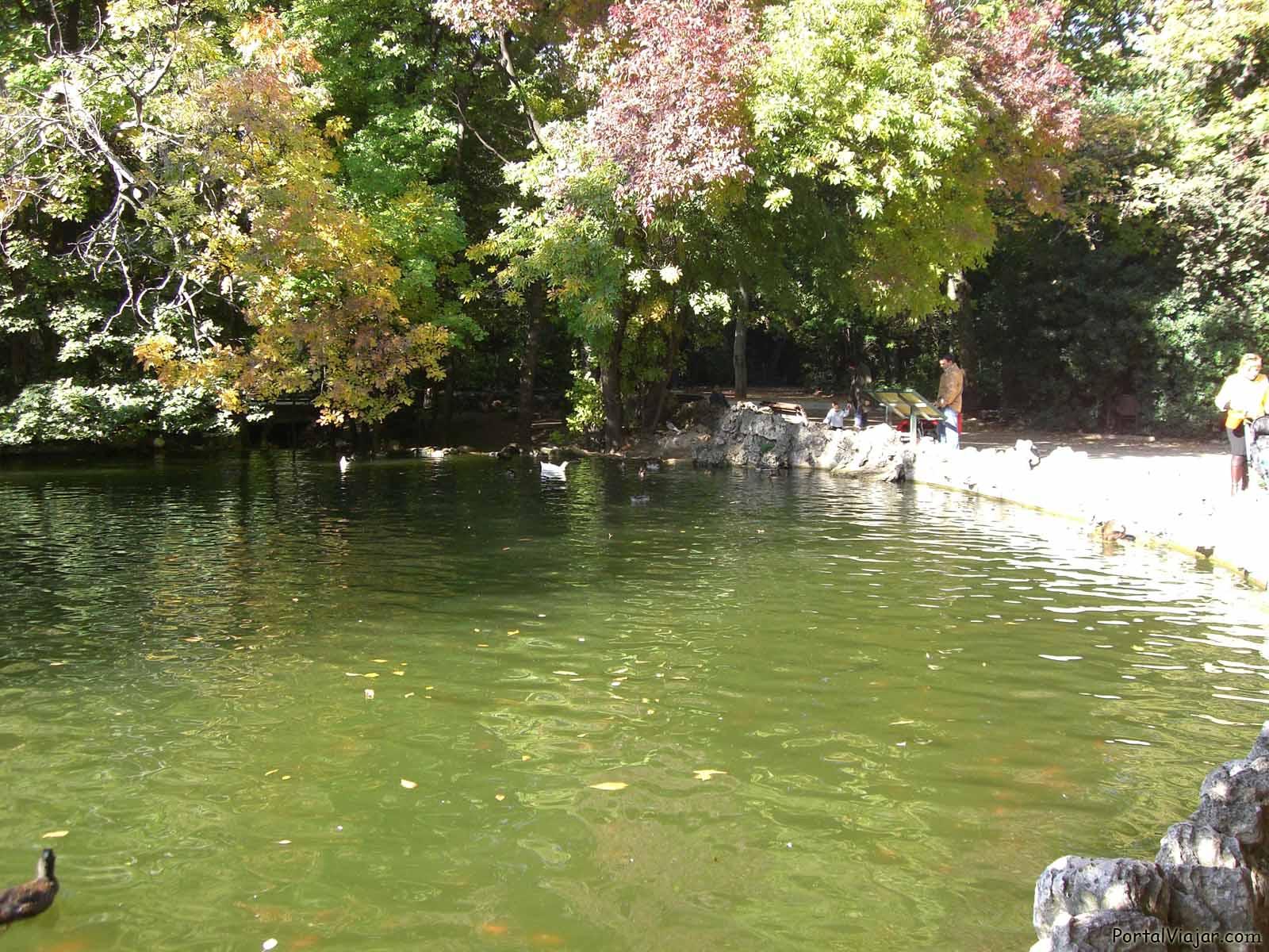 Valladolid 10 campo grande estanque portal viajar Estanque grande