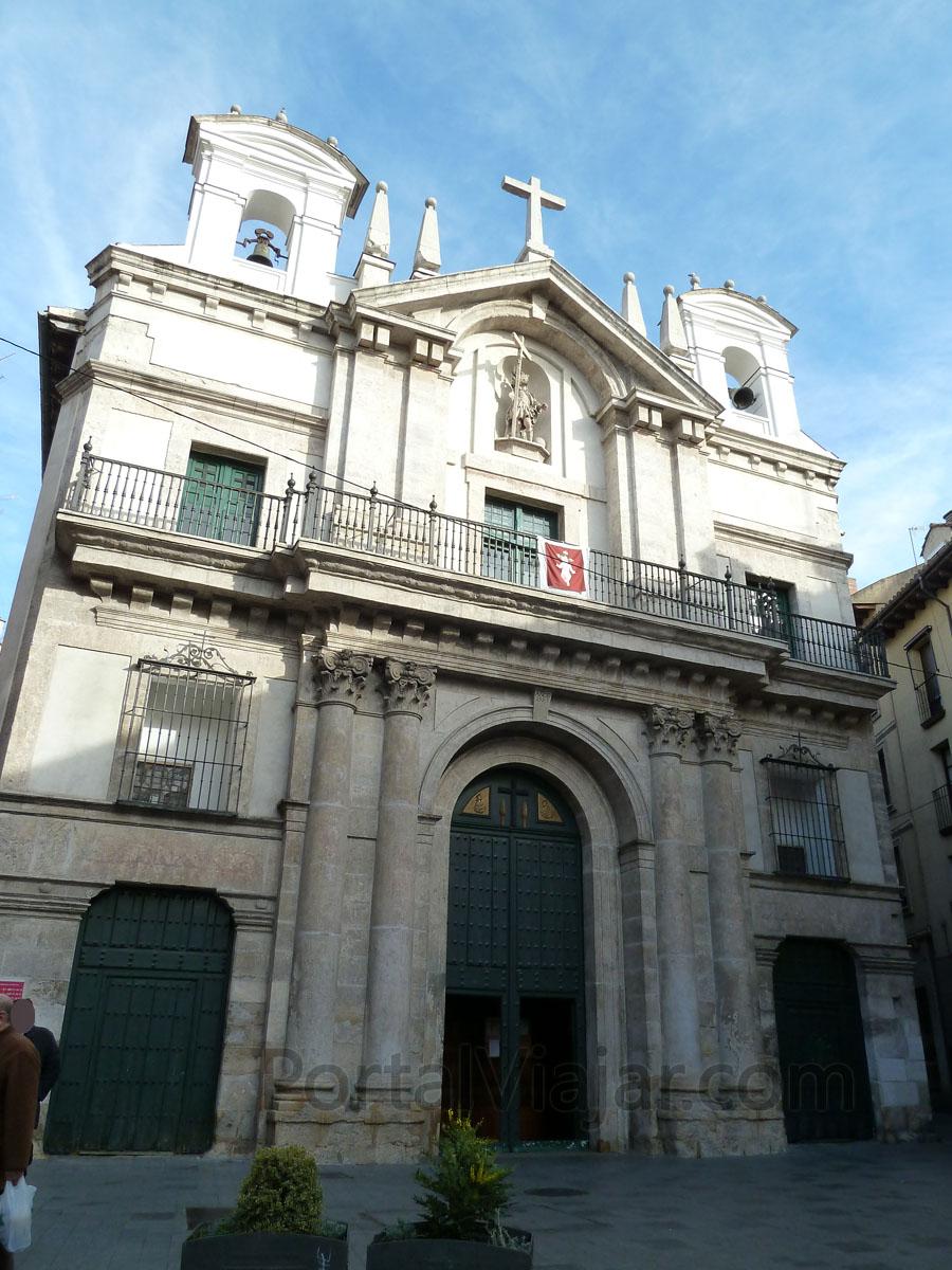 Iglesia de la Veracruz (Valladolid)