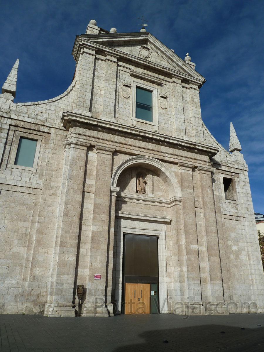 Convento de San Agustín - Archivo Municipal (Valladolid)
