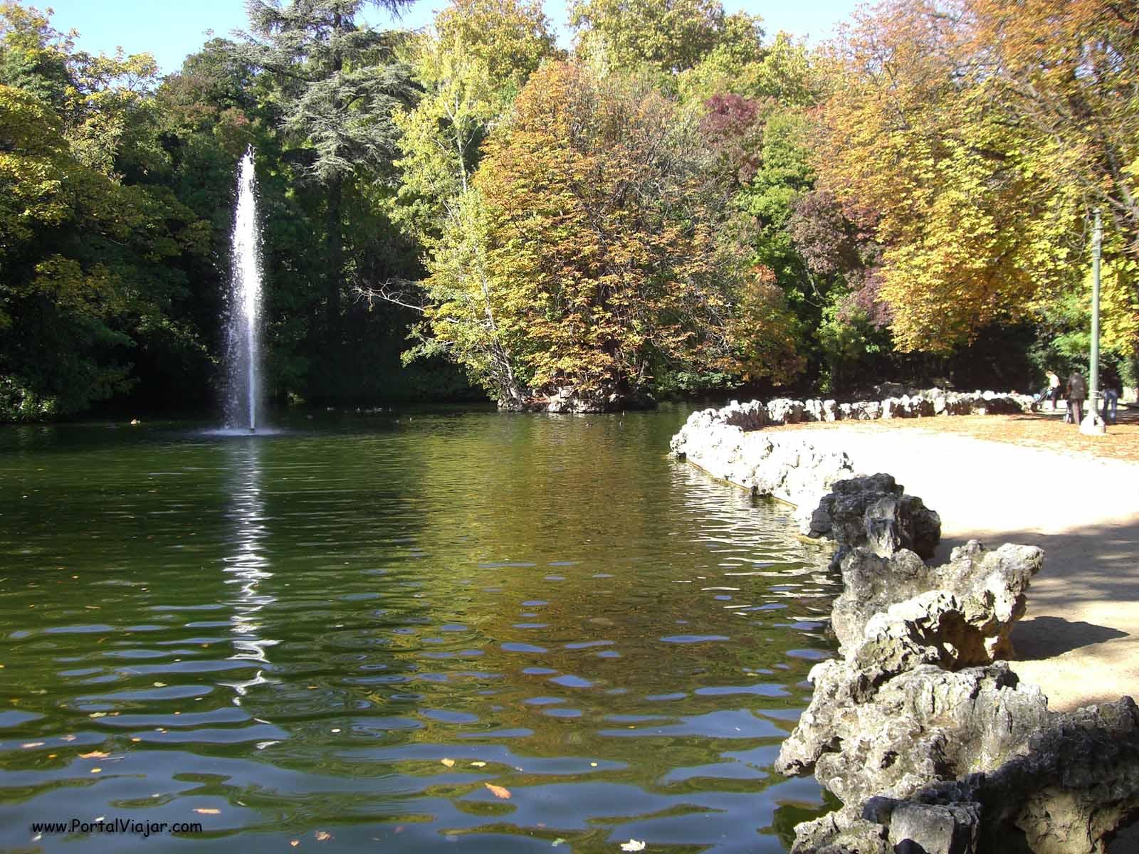 Valladolid 14 campo grande estanque portal viajar Estanque grande
