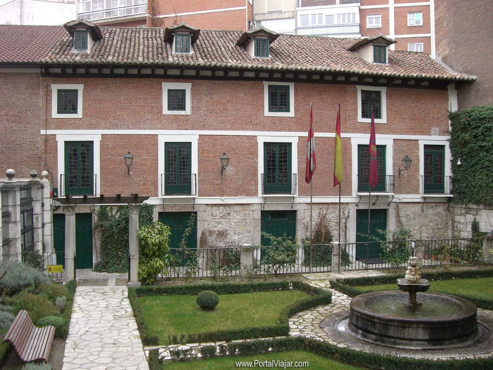 Casa Museo Cervantes (Valladolid)