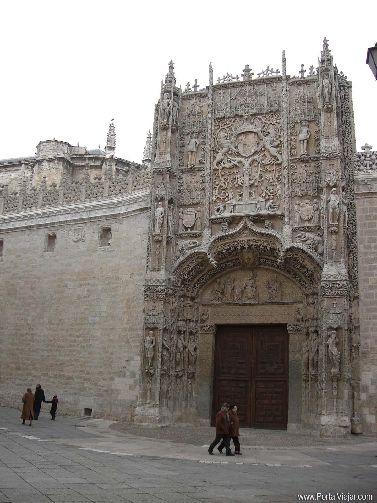 Palacio de los Condes de Gondomar - Museo Nacional de Escultura (Valladolid)