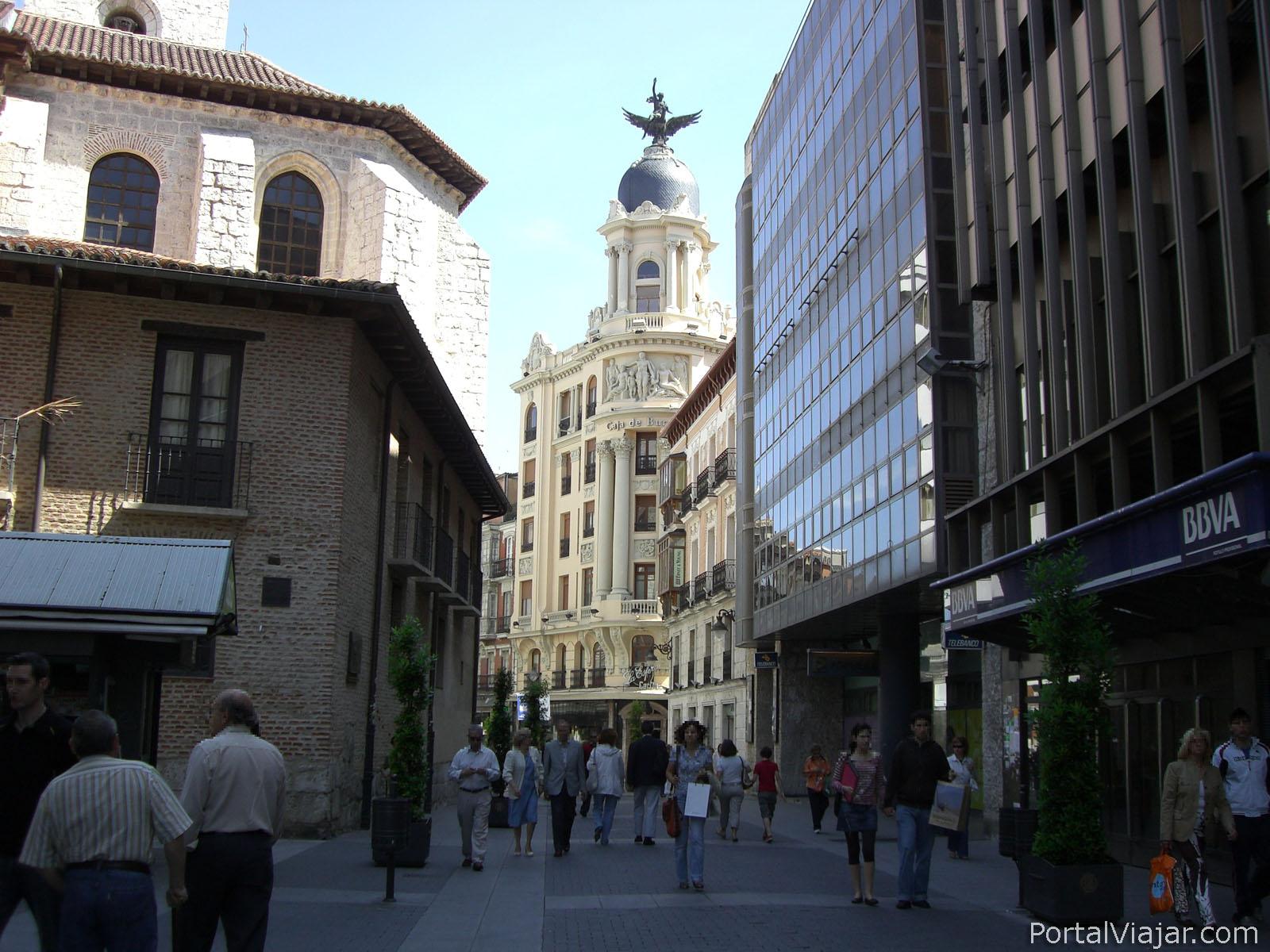 Caja de Burgos (Valladolid)