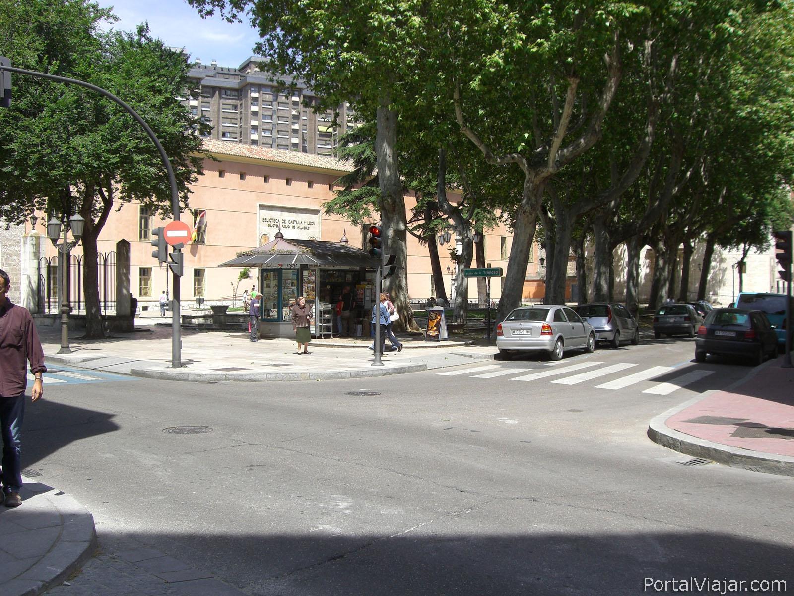 Plaza de la Trinidad (Valladolid)