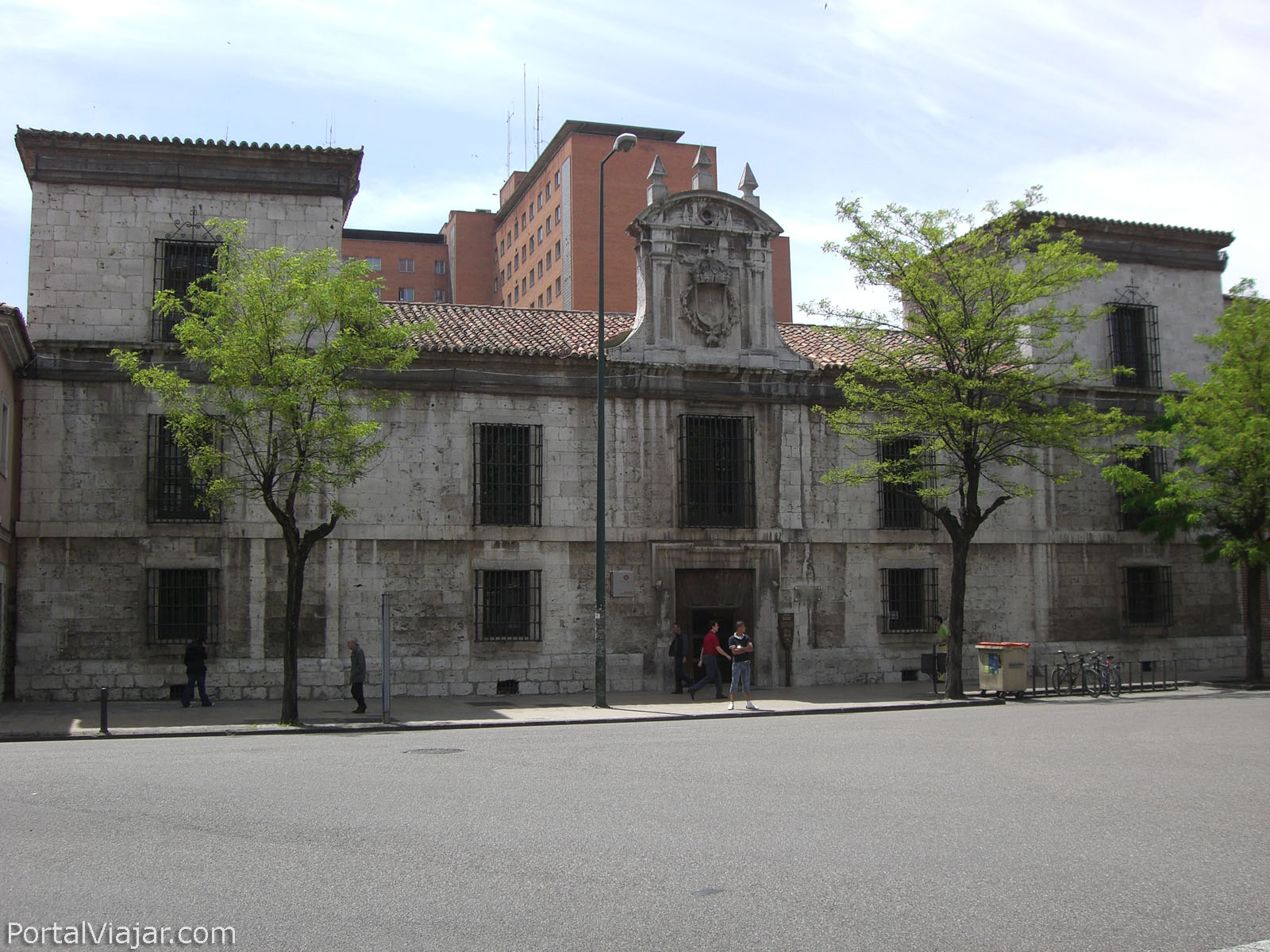 Cárcel de la Chancillería (Valladolid)