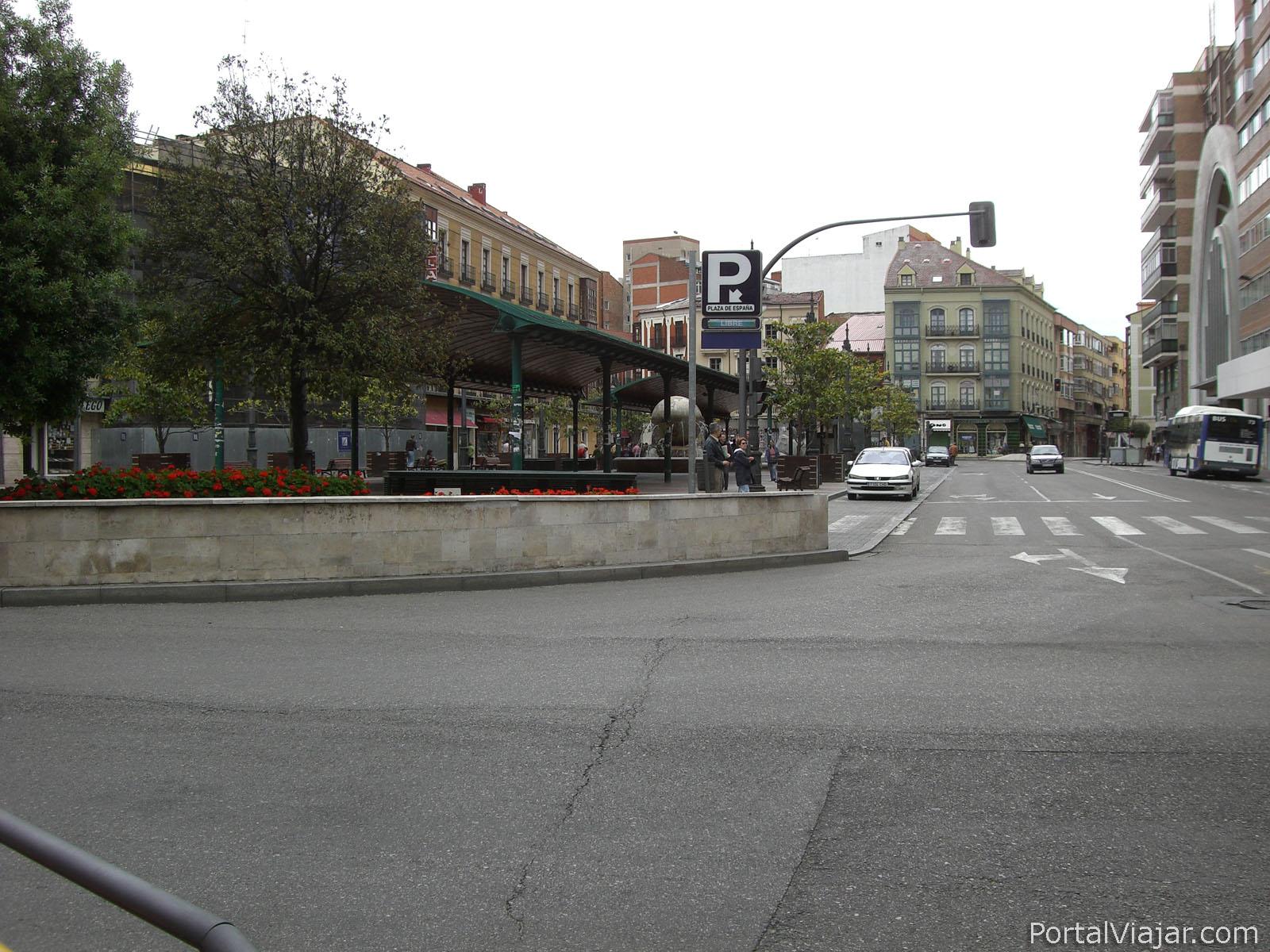 Plaza de España (Valladolid)