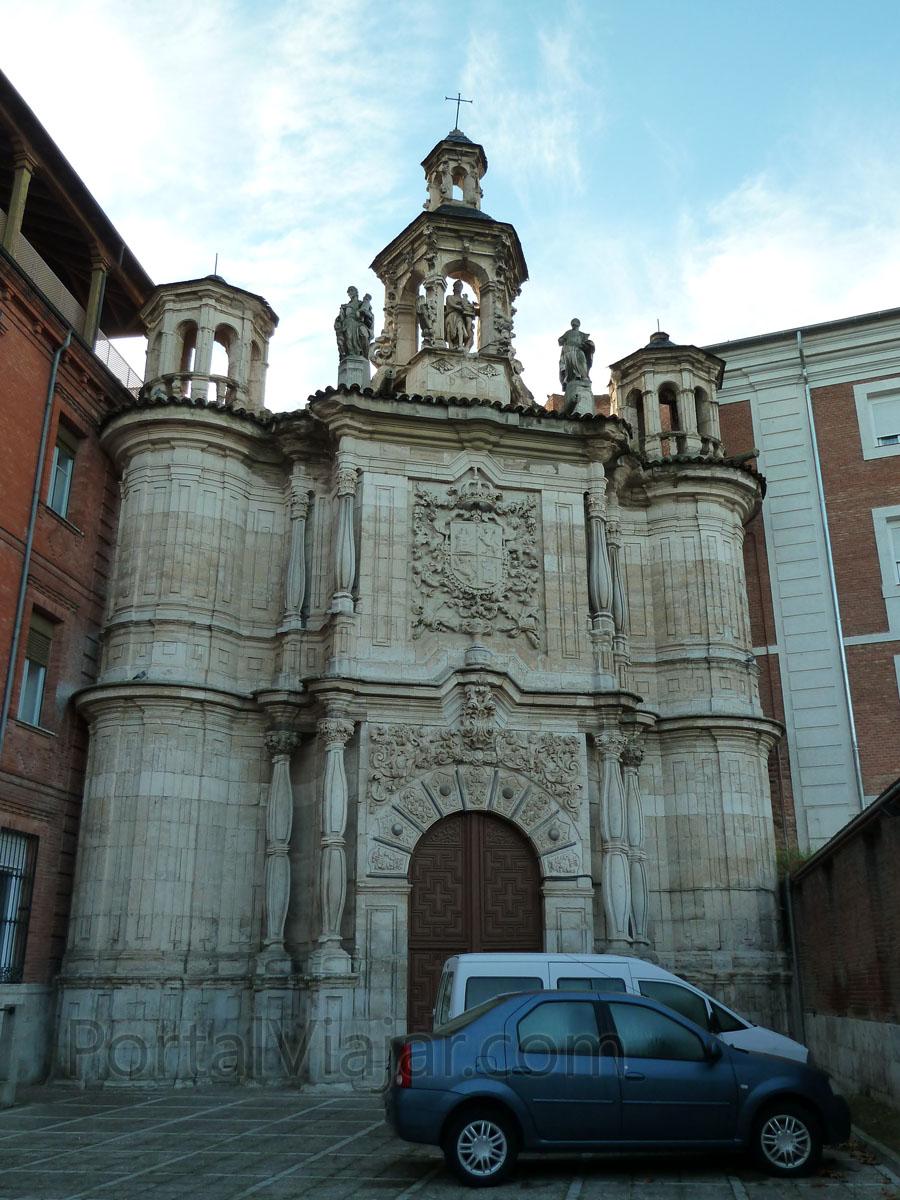 Iglesia de San Juán de Letrán (Valladolid)