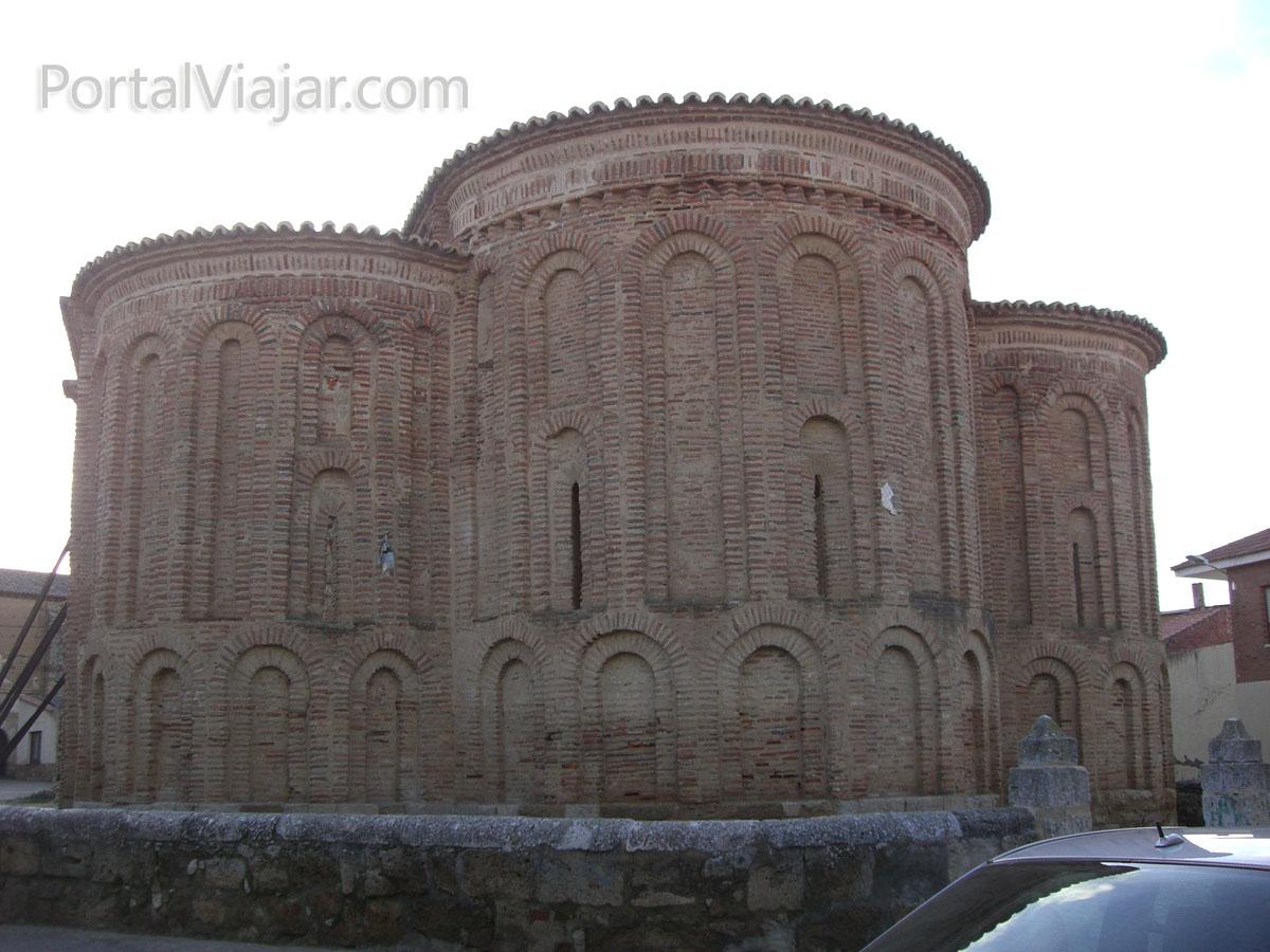 Iglesia de Santa María la Antigua - Ábsides (Villalpando)