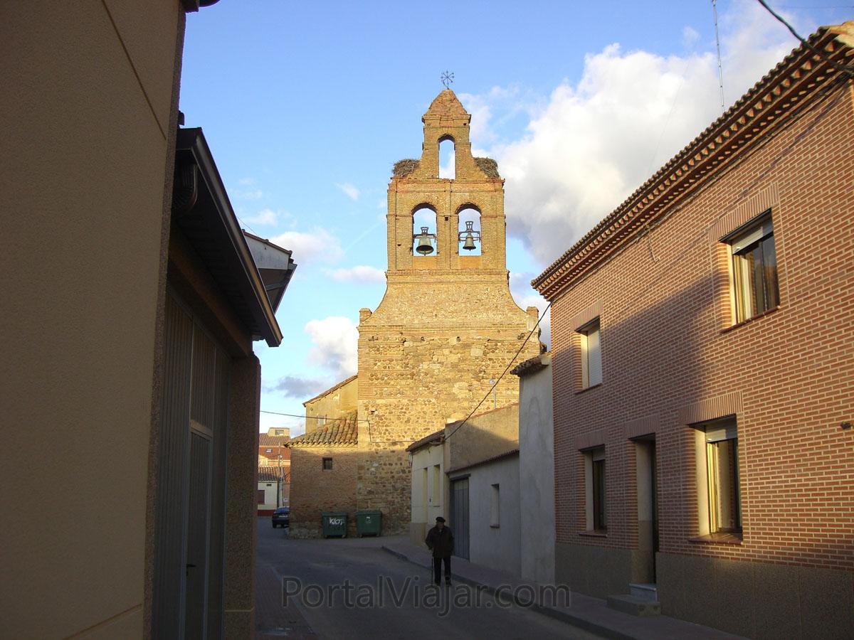 Iglesia de San Pedro (Villalpando)