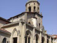 vitoria - iglesia de san pedro