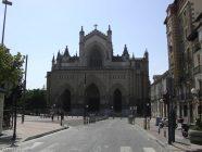 vitoria - catedral de maría inmaculada / catedral nueva