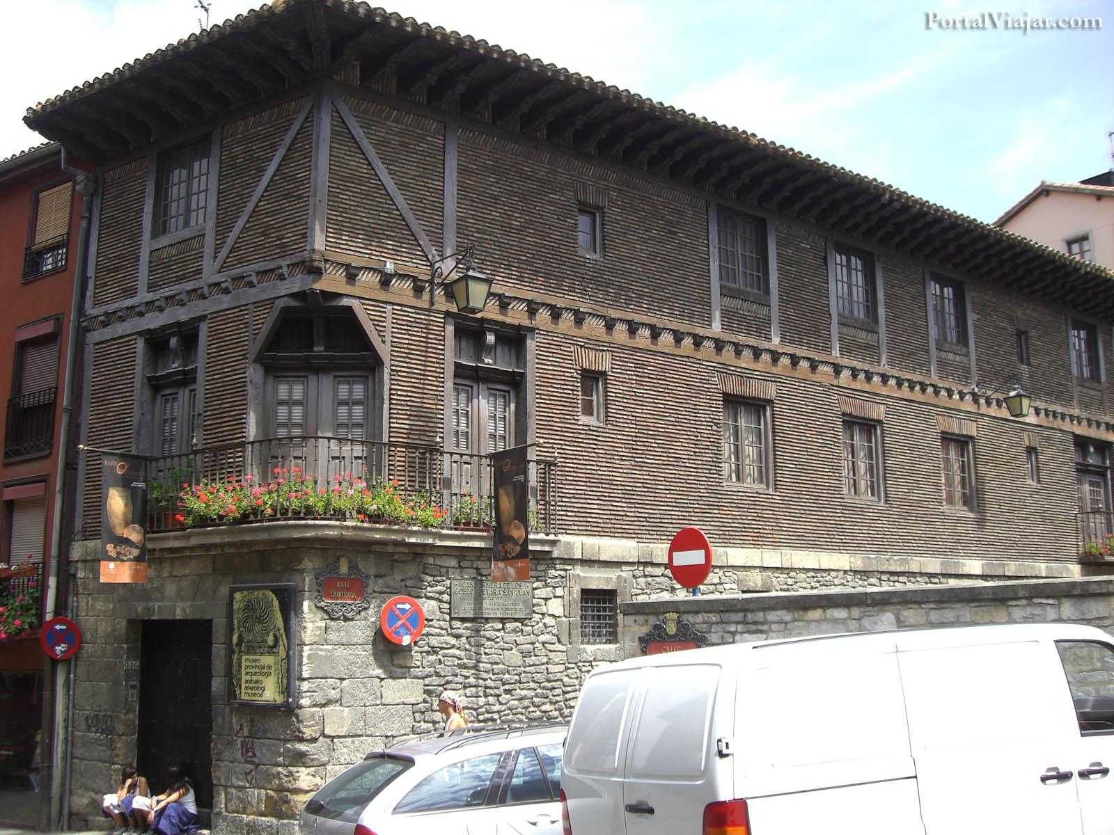 vitoria - museo provincial de arqueología