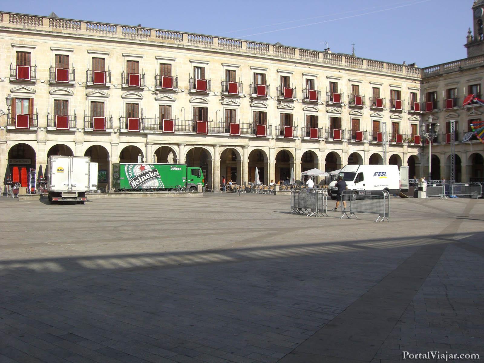 vitoria 55 - plaza de espana