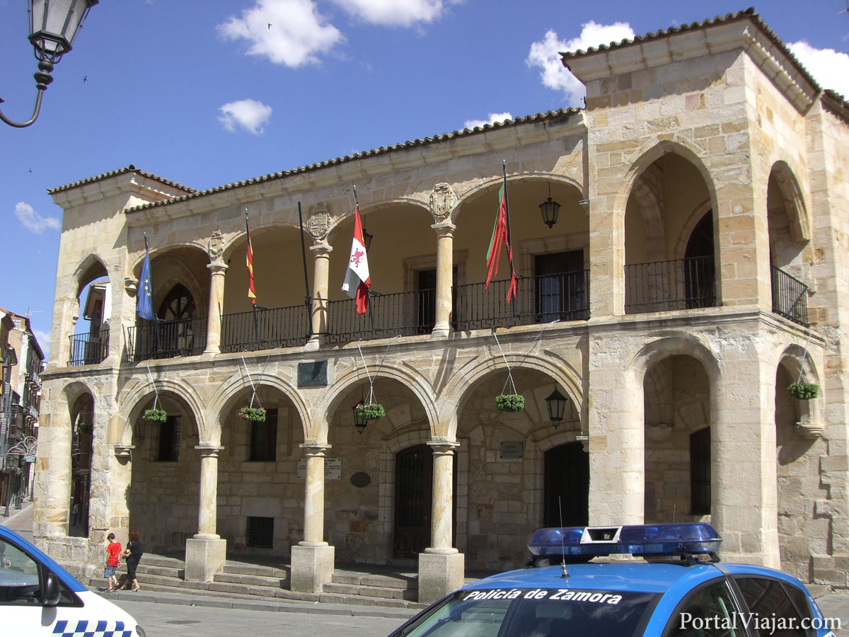 zamora - ayuntamiento viejo