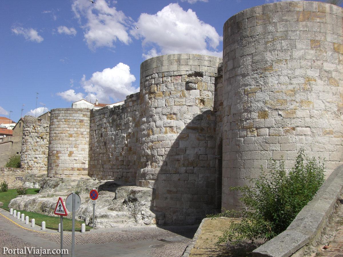zamora - muralla