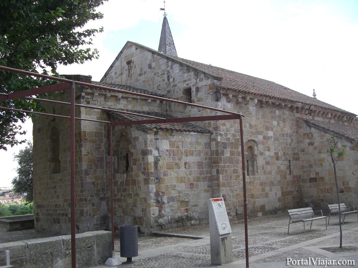 zamora - iglesia de san cebrian o san cipriano