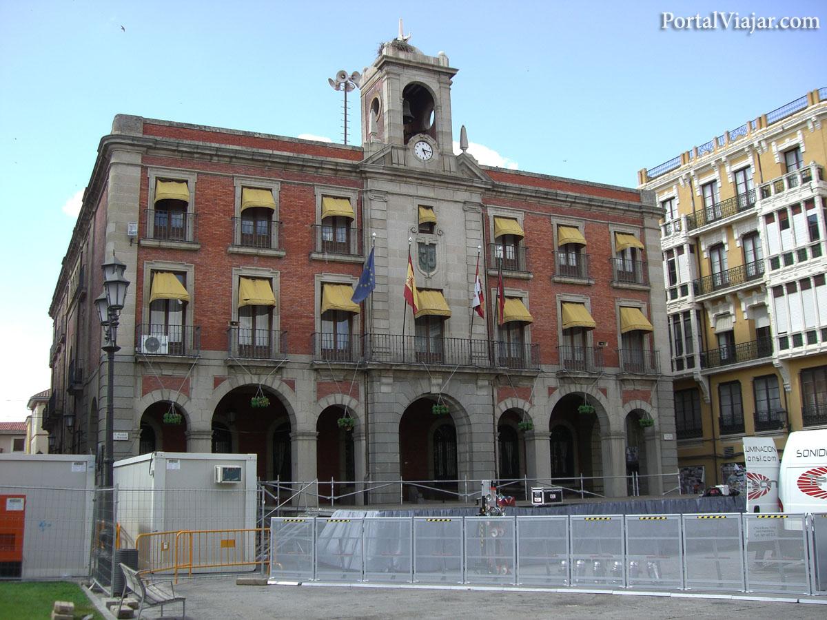 zamora - ayuntamiento